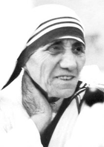 Mother Teresa, Saint in the Gutter and Saint in Heaven