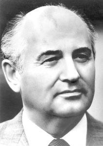 gorbachev postcard